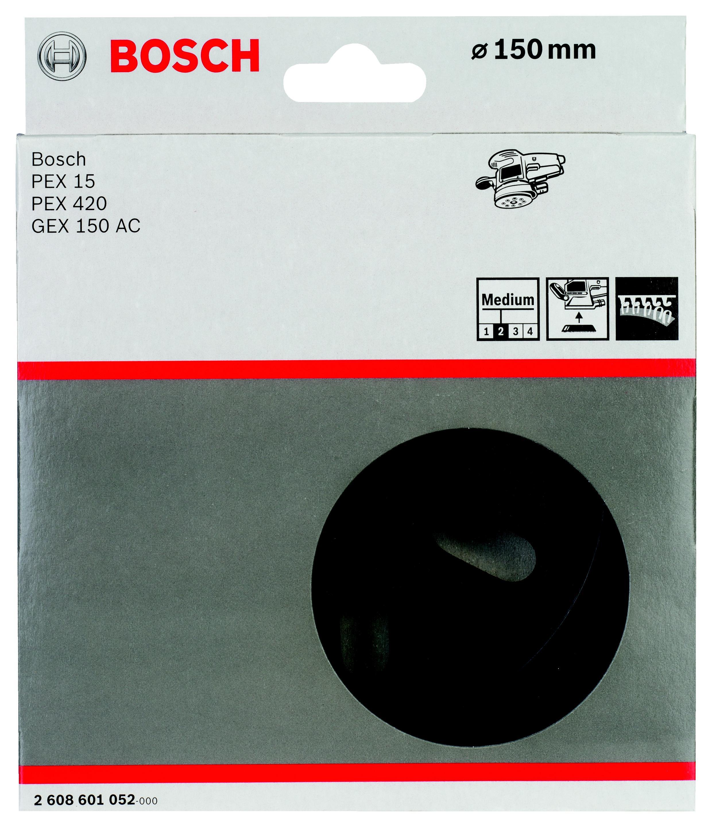 Купить Тарелка Bosch 2608601052