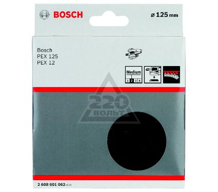 Тарелка BOSCH 2608601062