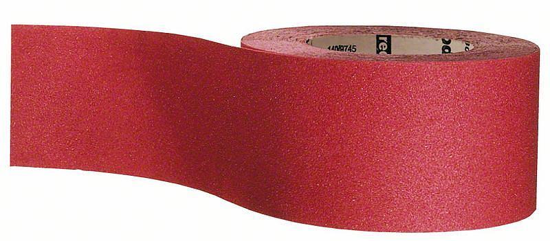 Шкурка шлифовальная в рулоне Bosch 2608607722 шлифовальная машина bosch gss 230 ave professional