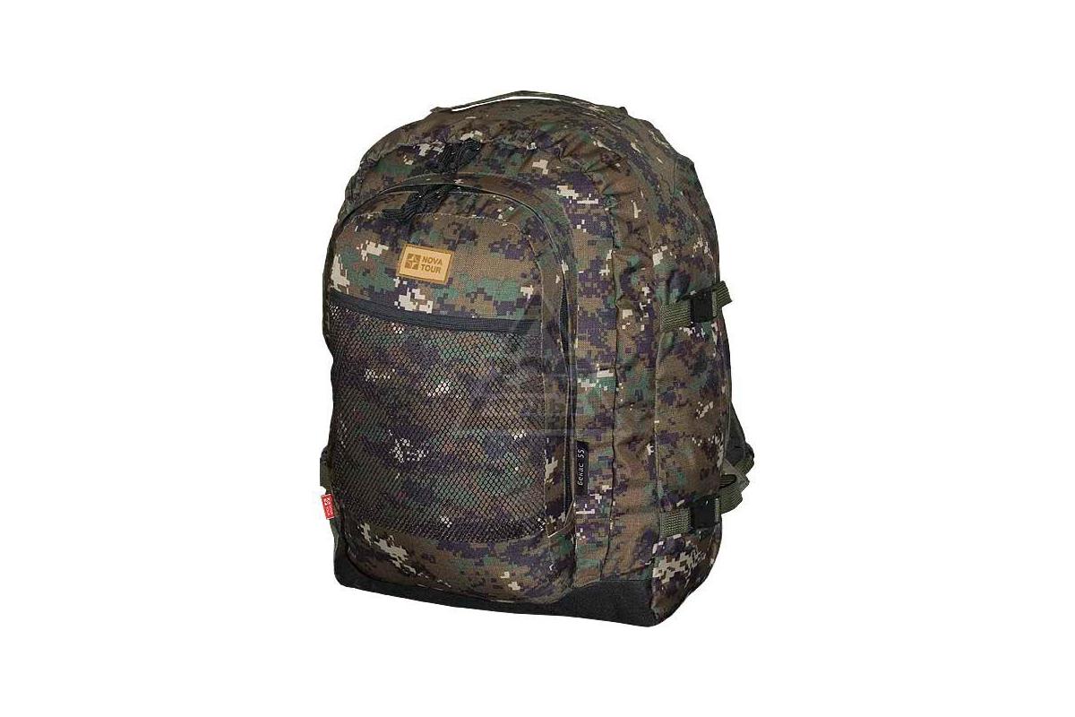 Рюкзак бекас 55 км диджитал зеленый детские рюкзаки ранцы г москва