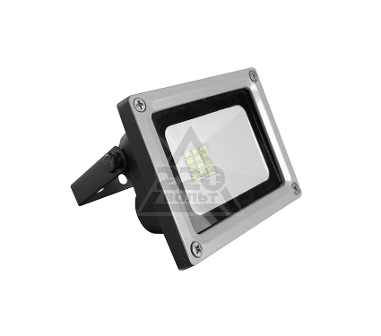 Прожектор светодиодный ESTARES DL-NS10 AC180-264V 10W IP65 (Красный)