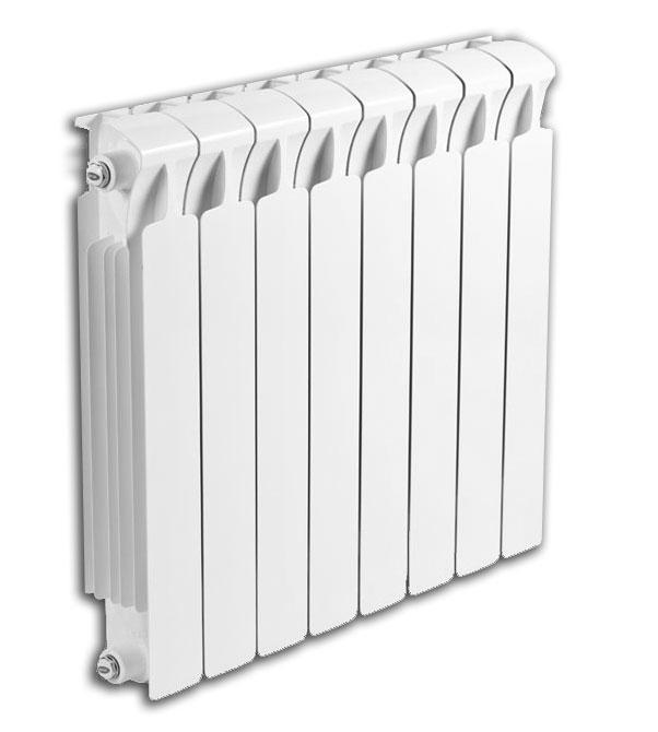 Радиатор биметаллический Rifar Monolit 500/12 биметаллический радиатор rifar monolit 350 сек 12