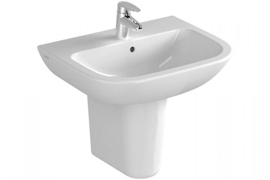 Раковина для ванной Vitra 5502b003-0001 раковина vitra d light 60 5918b003 0001