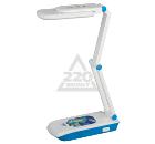 Лампа настольная ЭРА NLED-423-3W-BU