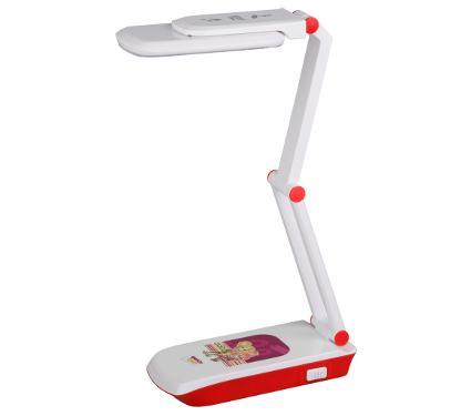 Лампа настольная ЭРА NLED-423-3W-R