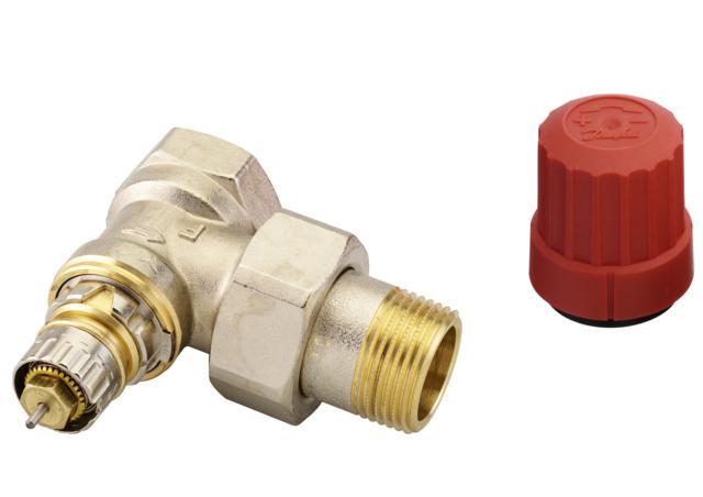 Клапан Danfoss 13 комплект термостатических элементов 3 4 прямой danfoss для двухтрубных систем