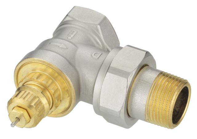 Клапан Danfoss 13 комплект термостатических элементов 3 4 прямой danfoss для однотрубных систем