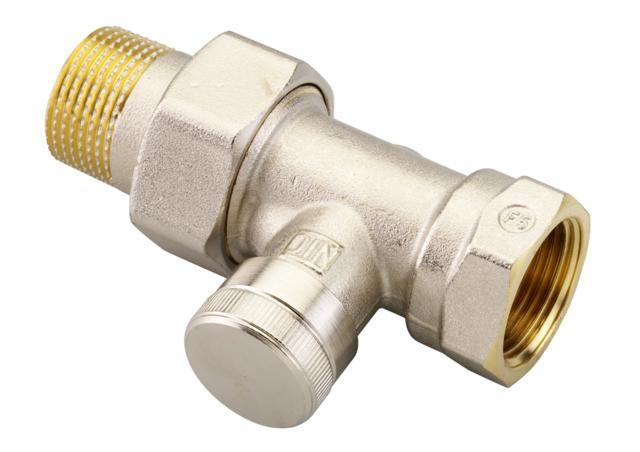Клапан Danfoss 3 комплект термостатических элементов 3 4 прямой danfoss для двухтрубных систем