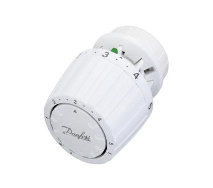 Термостатическая головка DANFOSS 2940