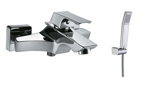 Смеситель для ванны Lemark Lm4502c экран для ванны triton стандарт 120