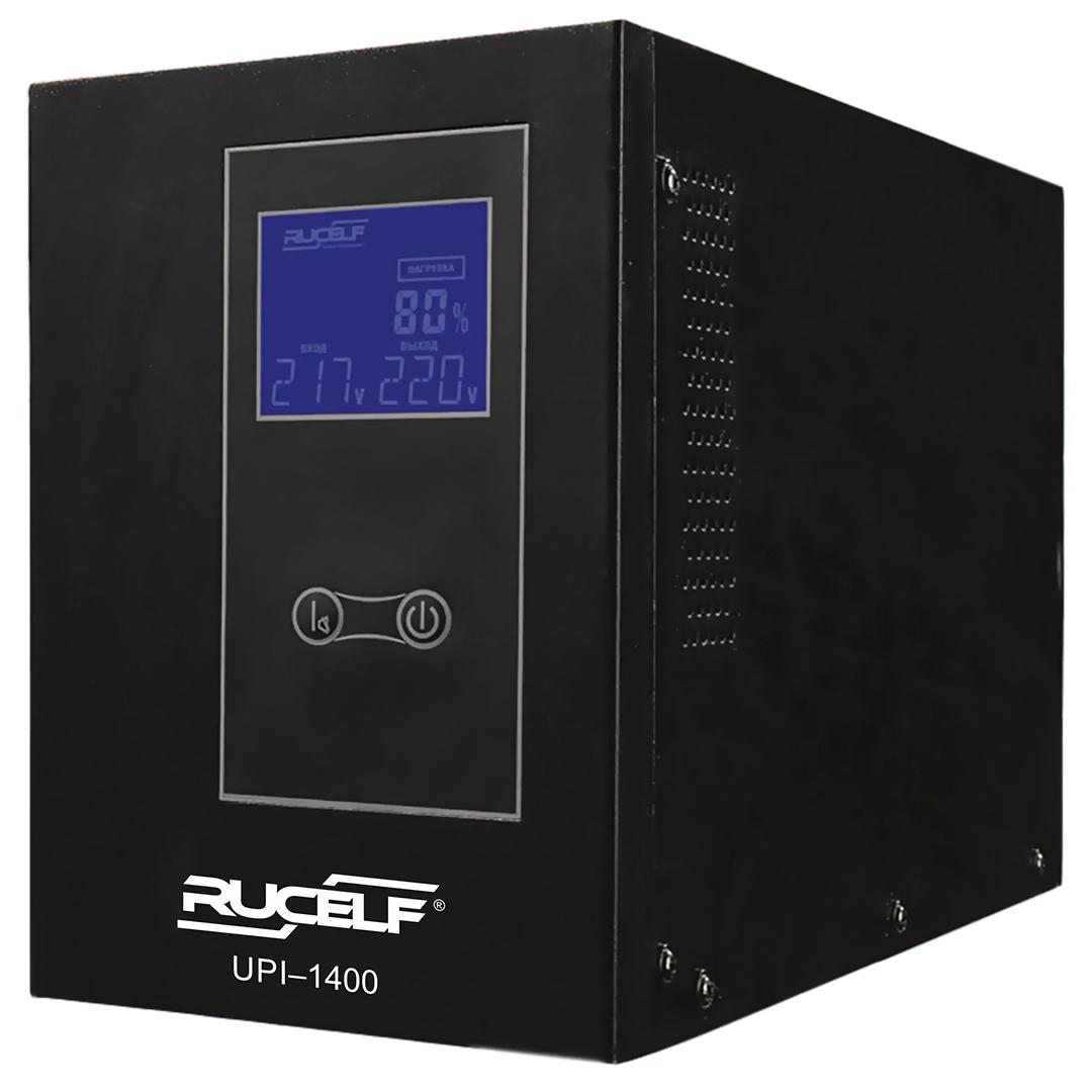 Источник бесперебойного питания Rucelf Upi-1400-24-el цена и фото