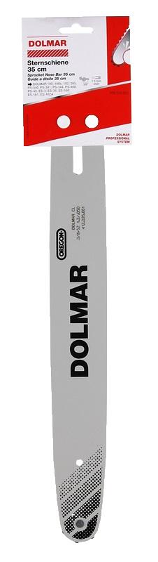 Шина цепной пилы Dolmar 958.400.006 deroace велосипедный цепной стальной замок для электрокара электро мотороллера мотора