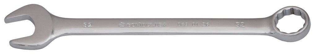 Ключ гаечный комбинированный Bovidix 0690126 (32 мм) ключ гаечный комбинированный kraft кт 700521 32 мм