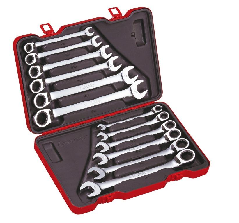 Набор гаечных ключей Bovidix 288301301 (8 - 19 мм) bovidix 3660224