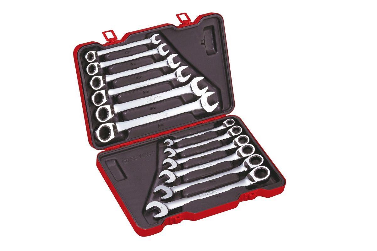 набор гаечных ключей Bovidix 288301301 8 19 мм цена фото купить в москве спб и рф