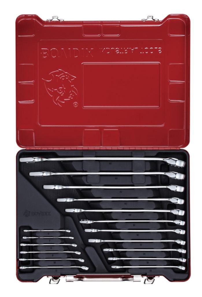 Набор гаечных ключей Bovidix 380301801 (6 - 32 мм) bovidix 3660224