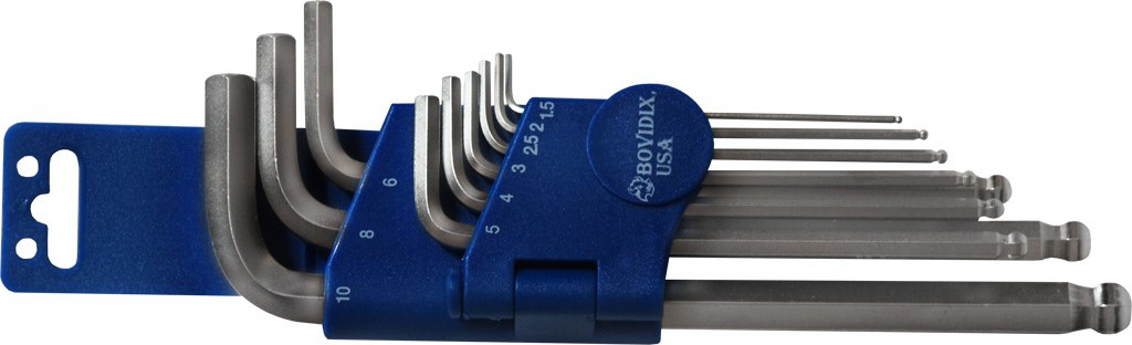 Набор гаечных ключей Bovidix 6050409 куплю б у комплект гаечных ключей