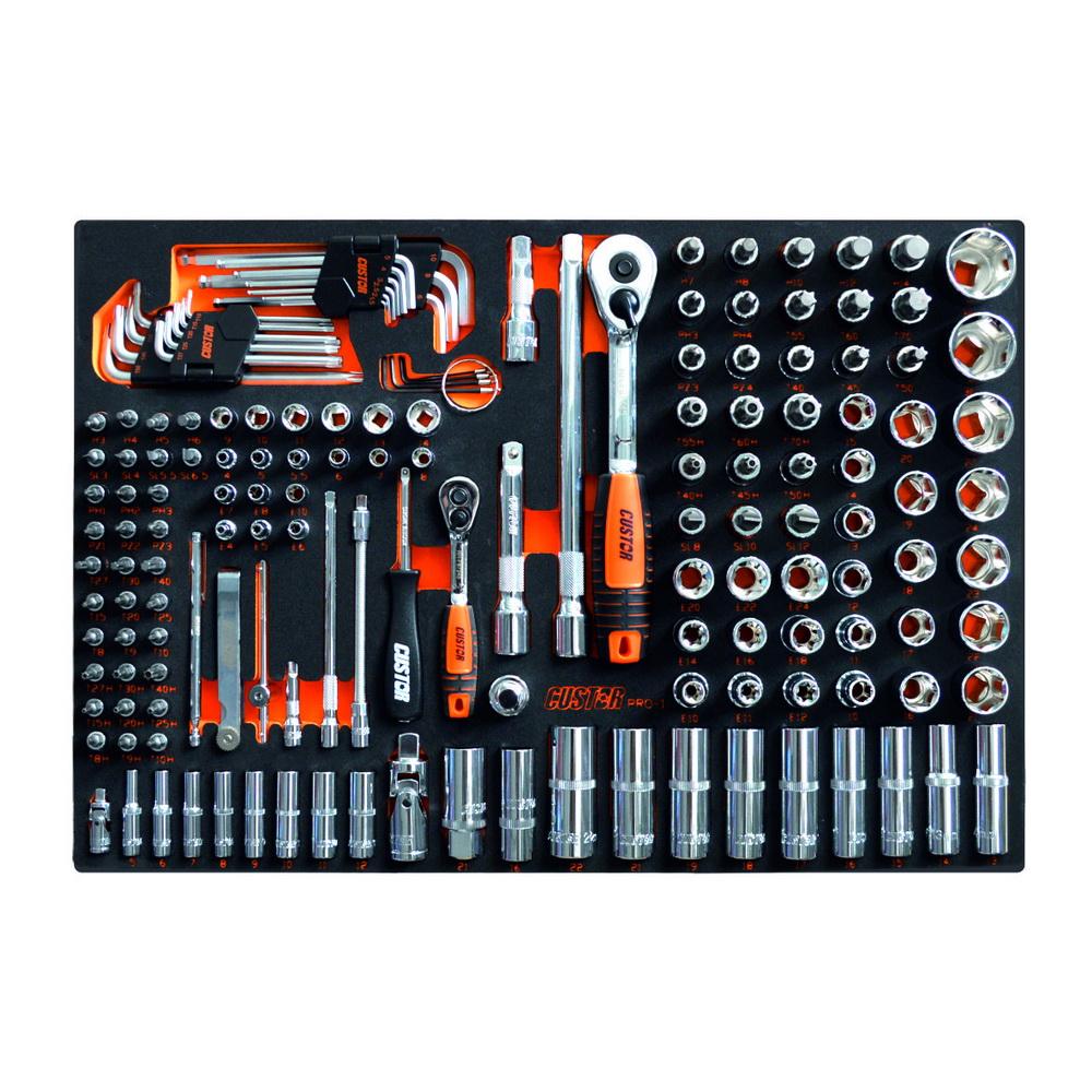 Купить Универсальный набор инструментов Custor Pro-1