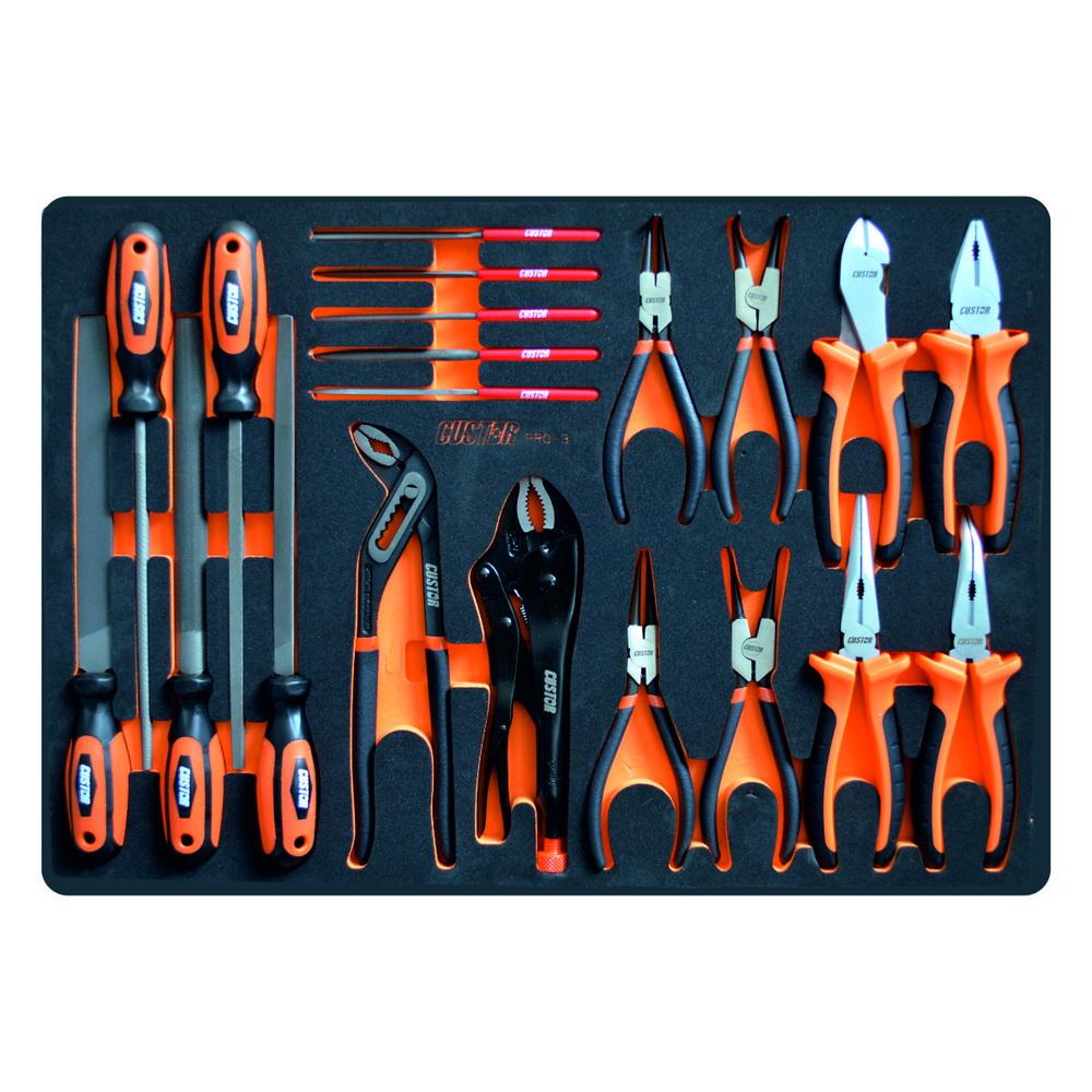 Купить Универсальный набор инструментов Custor Pro-3