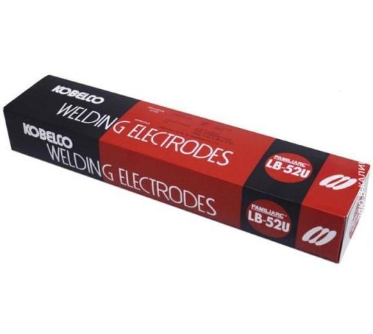 Электроды для сварки Kobelco Lb-52u 4.0мм
