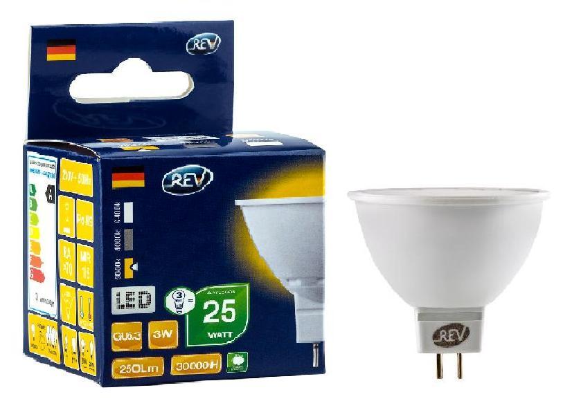 Лампа светодиодная Rev ritter 32320 4 переходник rev ritter 24020 4