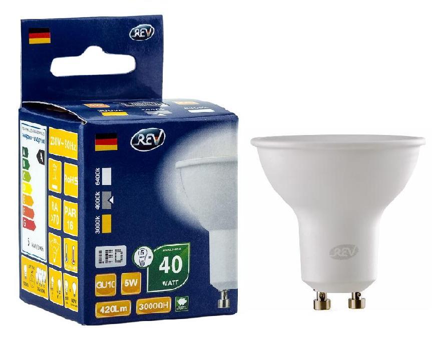 Лампа светодиодная Rev ritter 32329 7