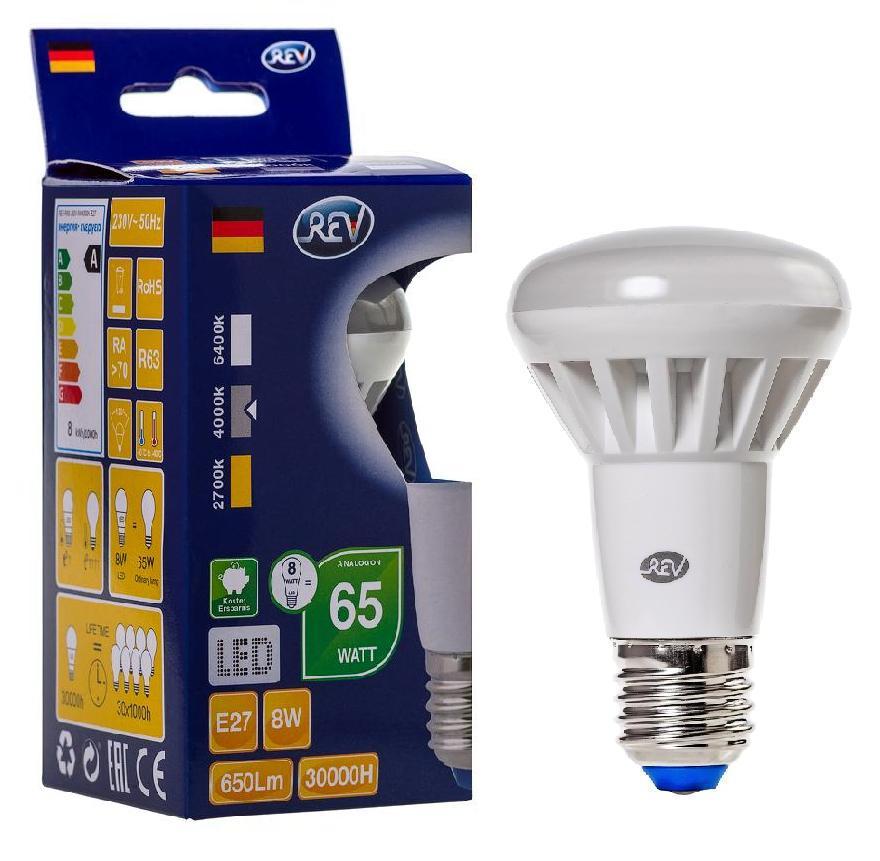 Лампа светодиодная Rev ritter 32337 2