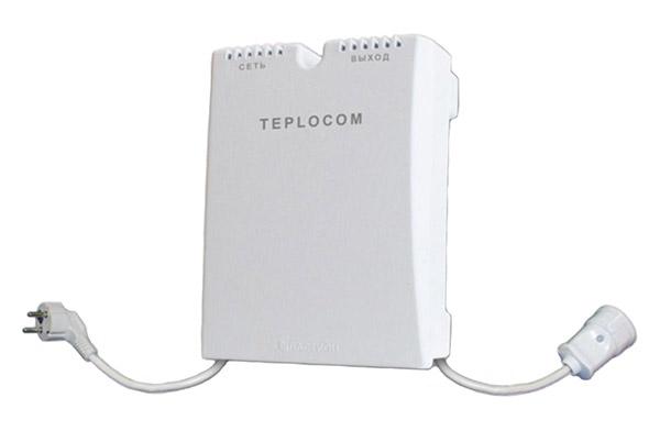 все цены на Стабилизатор напряжения Teplocom St-555 онлайн