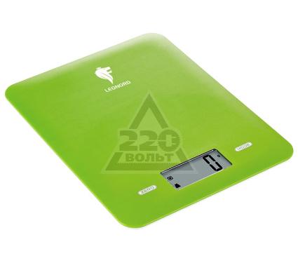 Весы кухонные LEONORD LE-4011 (зеленые)