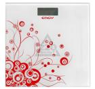 Весы напольные ENGY EN-407 (стеклянные красные)