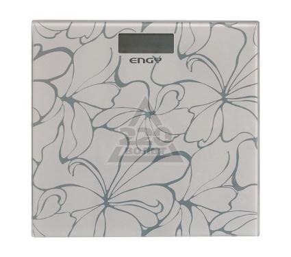 Весы напольные ENGY EN-407 (стеклянные с рисунком)