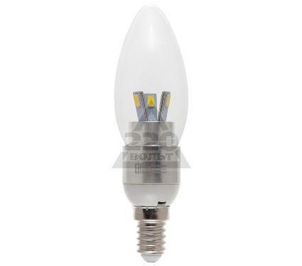 Лампа светодиодная ENERGY С37-3-14NPS