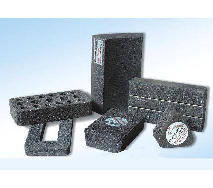 Сегмент шлифовальный ЛУГА-АБРАЗИВ 100х40х150 25А