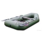 Лодка HUNTERBOAT Хантер 250 М зеленая