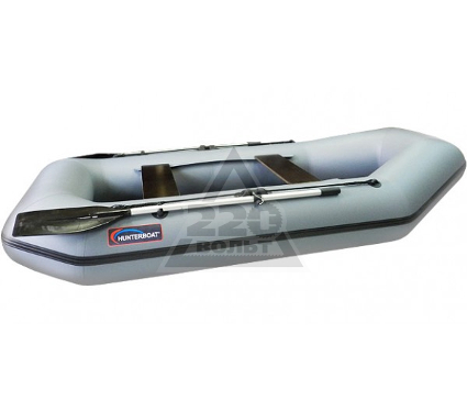 Лодка HUNTERBOAT Хантер 280 Л серая