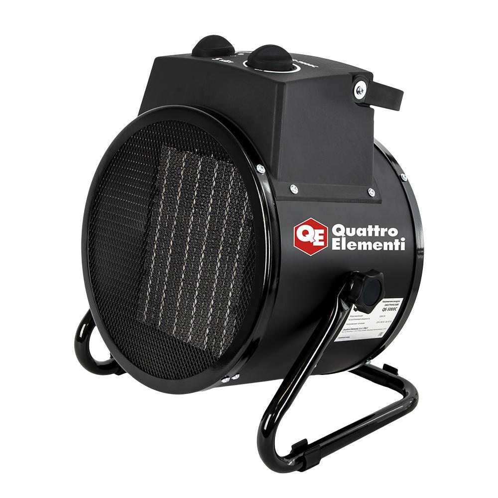 Тепловентилятор Quattro elementi Qe-5000 c  цена и фото