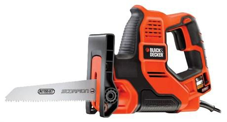 Ножовка Black & decker Rs890k-qs