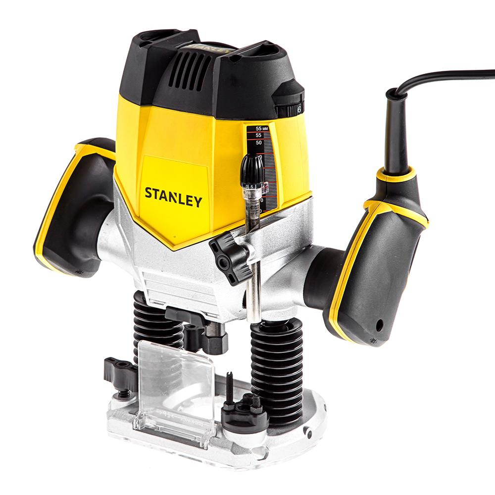 Фрезер Stanley Strr1200-b9 вертикальный погружной фрезерный станок stanley strr1200 b9