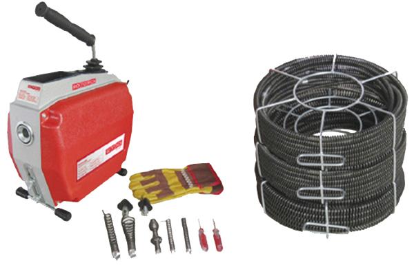 Прочистная машина Rotorica Rotor king set