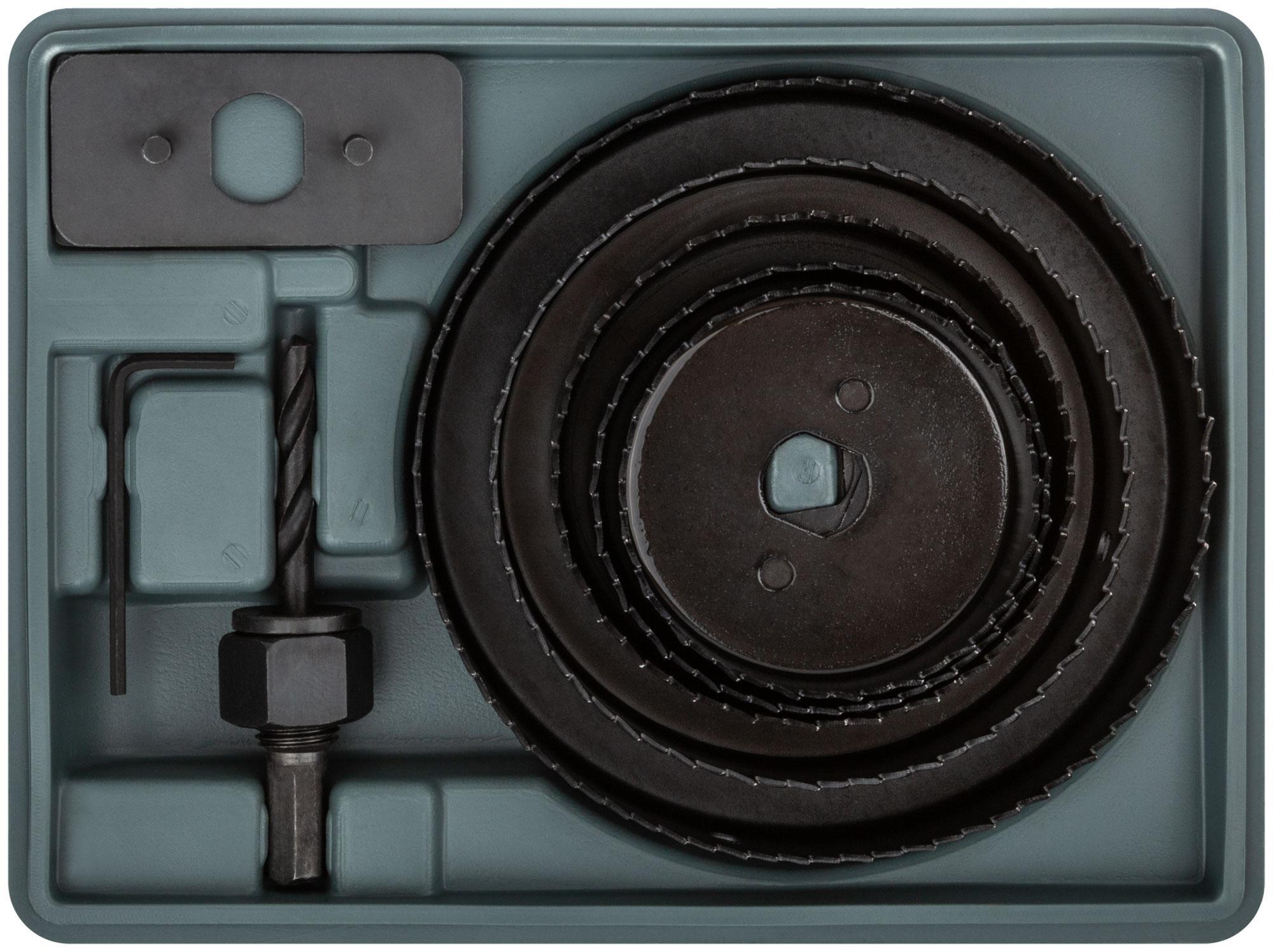 Набор коронок Fit 36765 набор метчиков 14х2мм 2 шт fit 70852