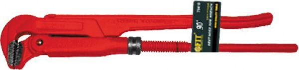 Ключ трубный шведский Fit 70440 ключ трубный шведский vorel 55211