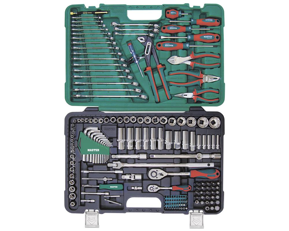 Купить Универсальный набор инструментов Master 4081178-m