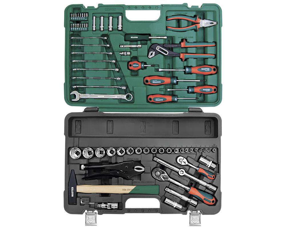 Купить Универсальный набор инструментов Master 408172-m