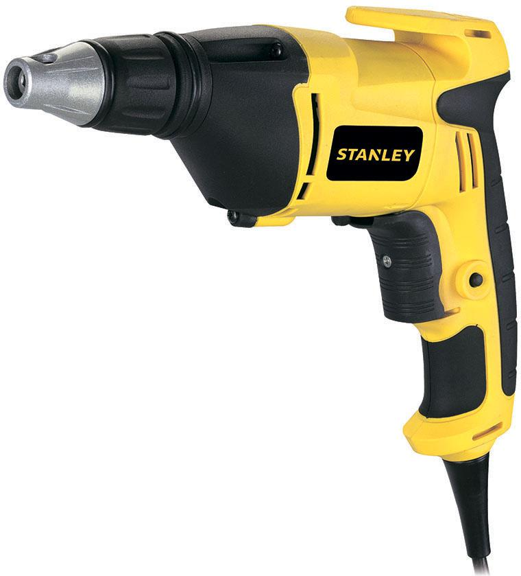 Шуруповерт Stanley Stdr5206-b9 точило stanley stgb3715 b9