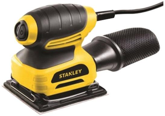 Машинка шлифовальная плоская (вибрационная) Stanley Stss025-b9 точило stanley stgb3715 b9