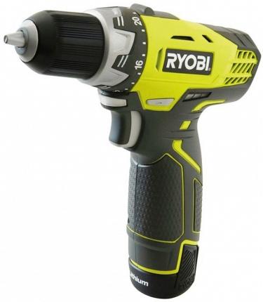 Купить Дрель аккумуляторная Ryobi Rcd12011l