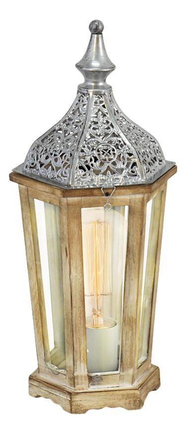 где купить Лампа настольная Eglo Kinghorn 49277 по лучшей цене