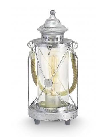 Лампа настольная Eglo Bradford 49284 eglo настольная лампа 31541