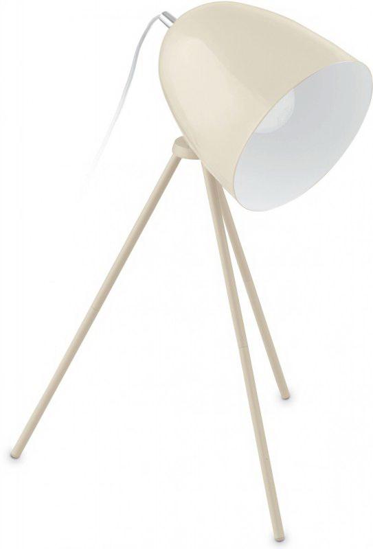 Лампа настольная Eglo Dundee 49336 eglo настольная лампа 31541