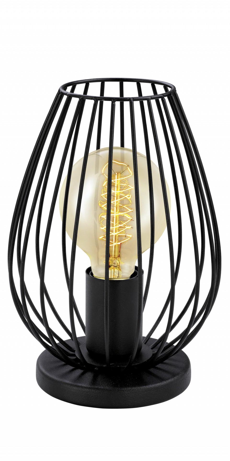 Лампа настольная Eglo Newtown 49481 eglo настольная лампа 31541